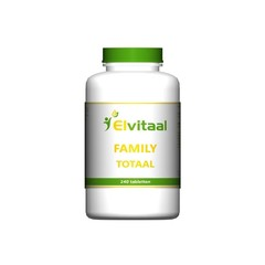 Elvitaal Family totaal (240 tabletten)