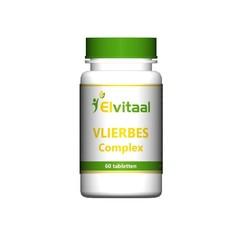 Elvitaal Vlierbes complex (60 tabletten)