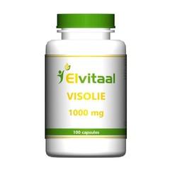 Elvitaal Visolie 1000 mg omega 3 30% (100 capsules)