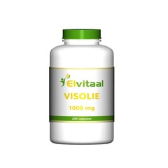 Elvitaal Visolie 1000 mg omega 3 30% (200 capsules)