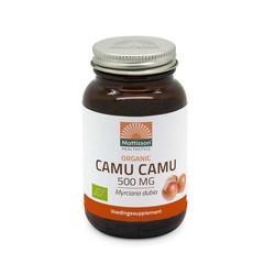 Mattisson Biologische camu camu 500 mg (60 vcaps)