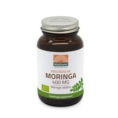 Mattisson Moringa 400 mg biologisch (60 vcaps)