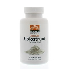 Mattisson Absolute colostrum first-milking 30%-IgG (90 capsules)