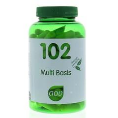 AOV 102 Multi basis (120 capsules)