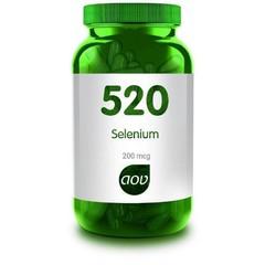 AOV 520 Selenium 200 mcg (60 capsules)