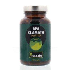 Hanoju AFA Klamath alg (500 tabletten)