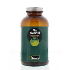 Hanoju Afa klamath alga usda 250 mg (1000 tabletten)