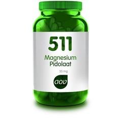 AOV 511 Magnesium pidolaat (90 capsules)