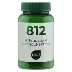 AOV 812 Artemisia zoethout extract (60 capsules)
