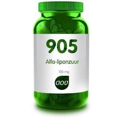 AOV 905 Alfa-Liponzuur (60 capsules)