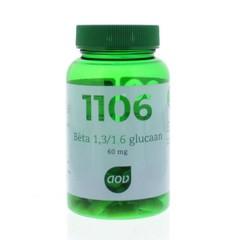 AOV 1106 Beta 1.3 glucaan (60 capsules)