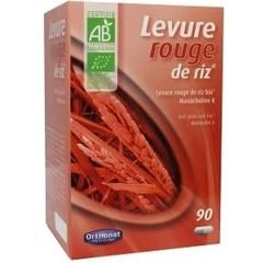 Orthonat Levure rode rijst bio (90 capsules)