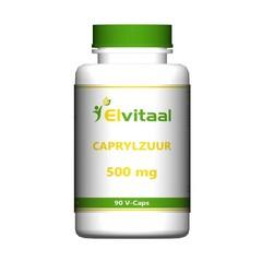 Elvitaal Caprylzuur 500 mg (90 vcaps)