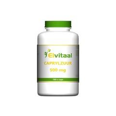 Elvitaal Caprylzuur 500 mg (180 vcaps)