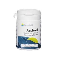 Springfield Aadexil probiotica 6 miljard (30 caplets)
