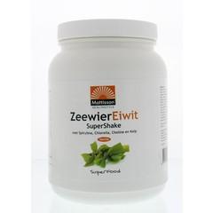 Mattisson Zeewier eiwit supershake (500 gram)