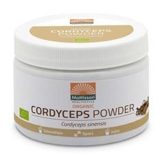 Mattisson Cordyceps powder - cordyceps sinensis organic (100 gram)