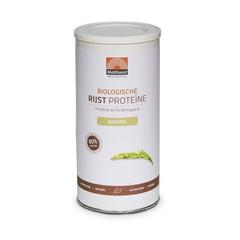 Mattisson Biologische rijst proteine naturel vegan 80% (500 gram)