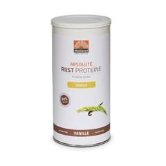 Mattisson Absolute rijst proteine vanille vegan 80% (500 gram)
