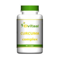 Elvitaal Curcuma complex (90 vcaps)