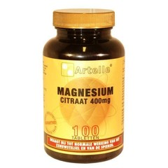 Artelle Magnesium citraat elementair (100 tabletten)