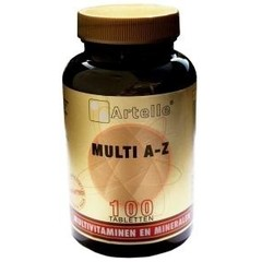 Artelle Multivitamine A/Z (100 tabletten)