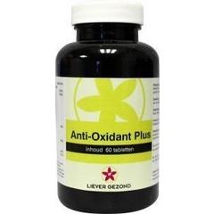 Liever Gezond Anti oxidant plus (60 tabletten)