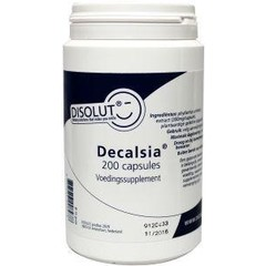 Disolut Decalsia (200 capsules)