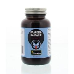 Hanoju Paardenkastanje extract 300 mg (120 capsules)