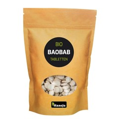 Hanoju Baobab bio 500 mg paper bag (500 tabletten)
