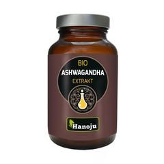 Hanoju Ashwagandha 4:1 extract 300 mg (90 capsules)