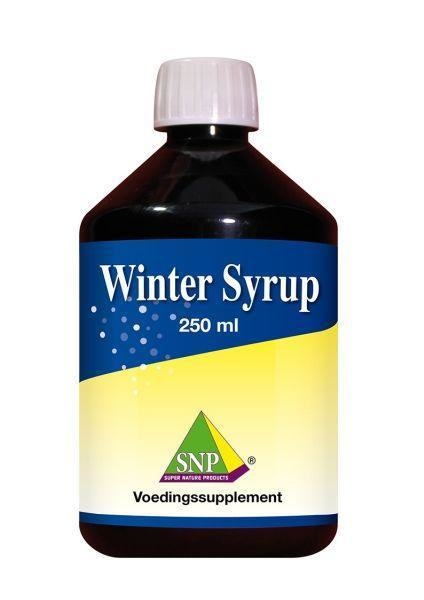 SNP SNP Winter syrup (250 ml)