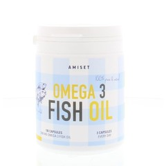 Amiset Fish oil (100 capsules)