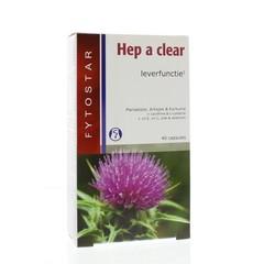 Fytostar Hepa clear detox leverkuur (40 capsules)