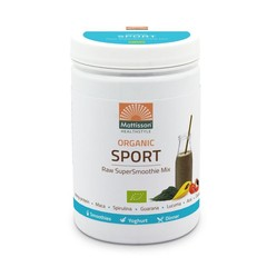 Mattisson Absolute supersmoothie sport mix bio (300 gram)