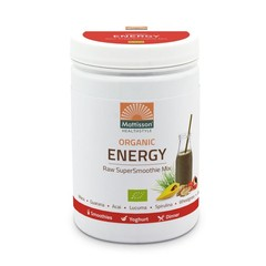 Mattisson Absolute supersmoothie energy mix bio (300 gram)