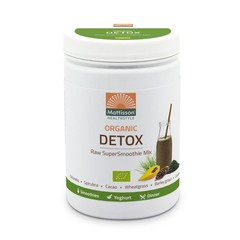 Mattisson Absolute supersmoothie detox mix bio (300 gram)