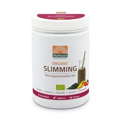 Mattisson Absolute supersmoothie slimming mix bio (300 gram)