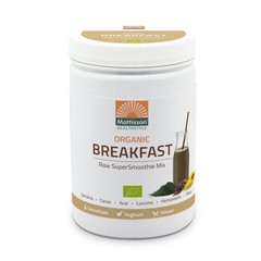 Mattisson Absolute supersmoothie breakfast mix bio (300 gram)