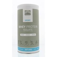 Mattisson Whey wei proteine isolate isolaat (600 gram)