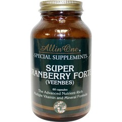 All In One Cranberry forte (60 capsules)