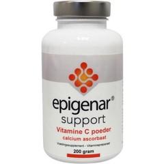 Epigenar Vitamine C calcium ascorbaat poeder (200 gram)