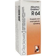 Reckeweg Albumo gastreu R64 (50 ml)