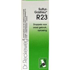 Reckeweg Sulfur gastreu R23 (50 ml)