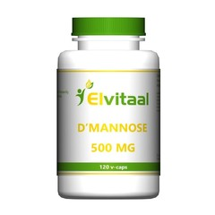 Elvitaal D-Mannose 500 mg (120 vcaps)