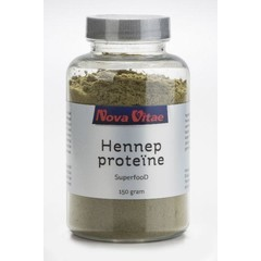 Nova Vitae Hennep proteine (150 gram)