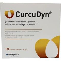 Metagenics Curcudyn NF (180 softgels)