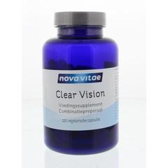 Nova Vitae Clear vision oogformule (120 vcaps)