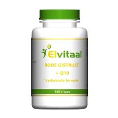 Elvitaal Rode gistrijst + Q10 (180 capsules)