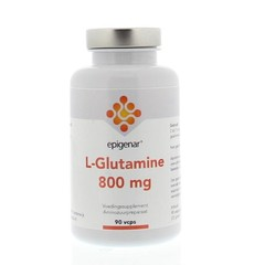 Epigenar L-glutamine (90 vcaps)